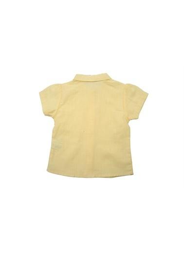 Zeynep Tekstil Gömlek Sarı